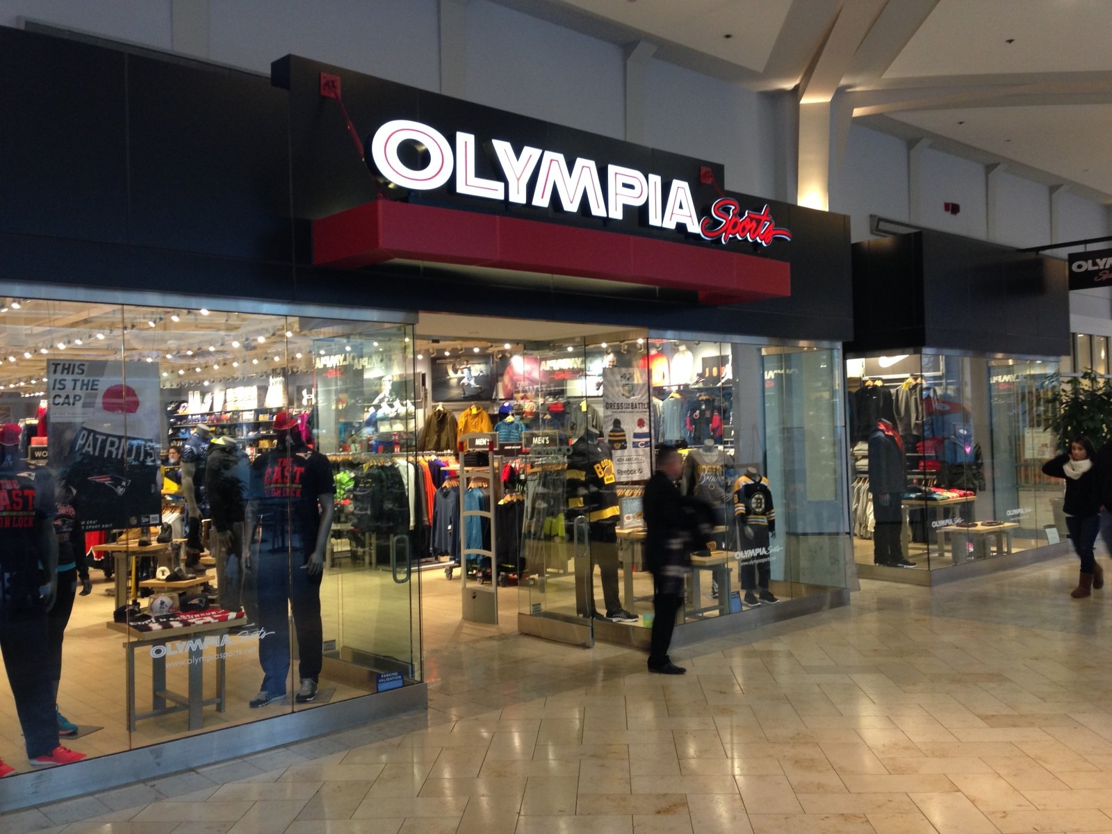 Skip the sports superstores, Olympus is a jam-packed local sports store that stocks all the essential paraphernalia from soccer boots to squash eye shields to those funny little ball-holder things that you stick on your skirt to play tennis.3/5(1).